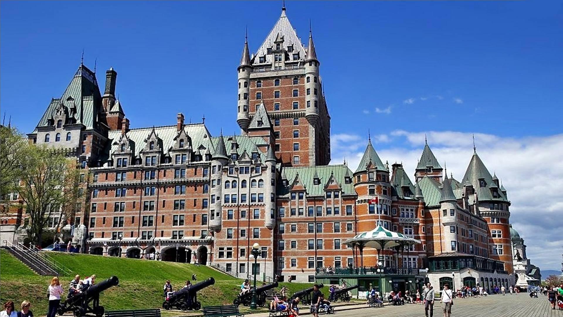 Hotel Ville De Quebec